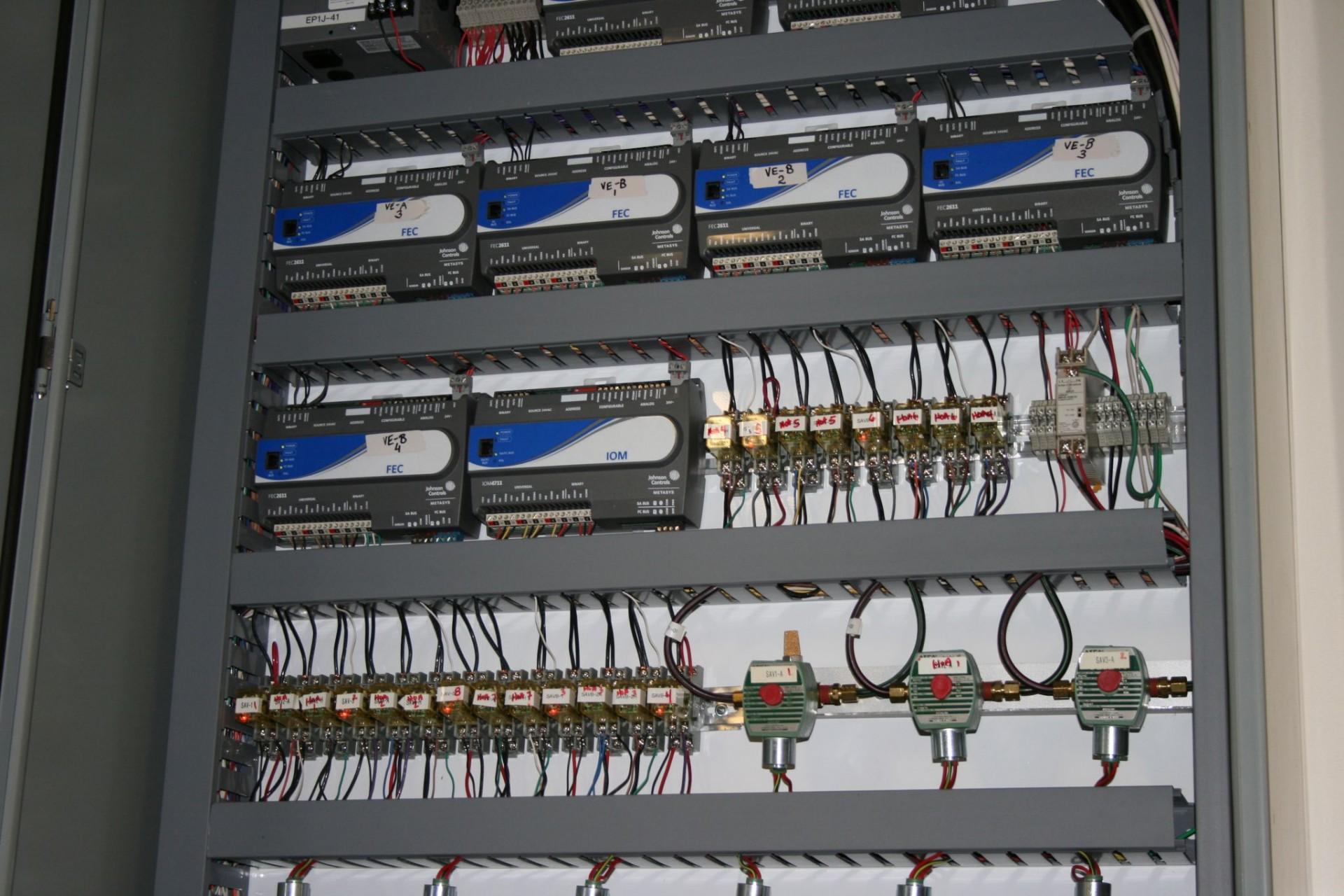 Building Automation System Setup