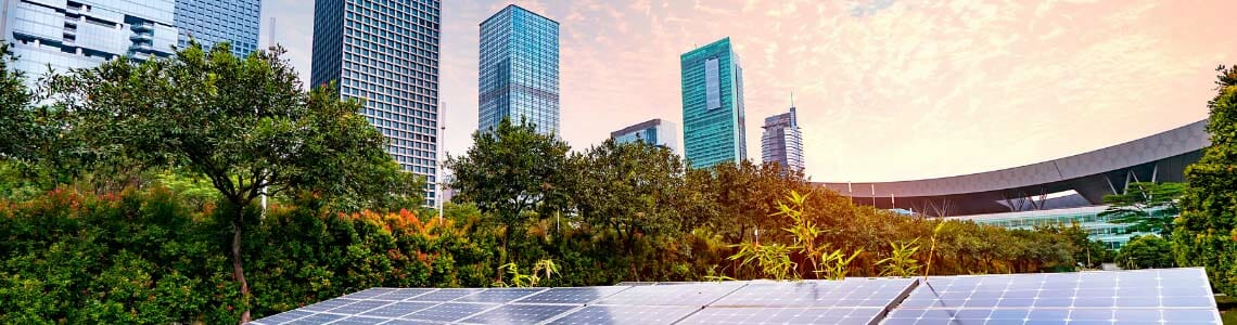 Green Smart Buildings