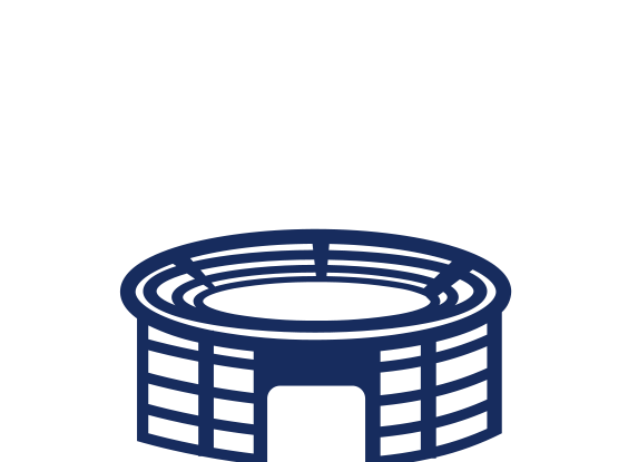 Sports area icon